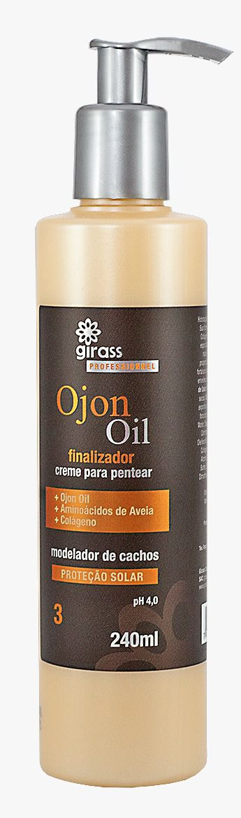 Finalizador Ojon Oil Girass 240ml