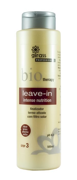 Leave-In Girass I.N - Pós Química - 500ML