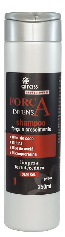 SHAMPOO GIRASS FORCA INTENSA-250ML