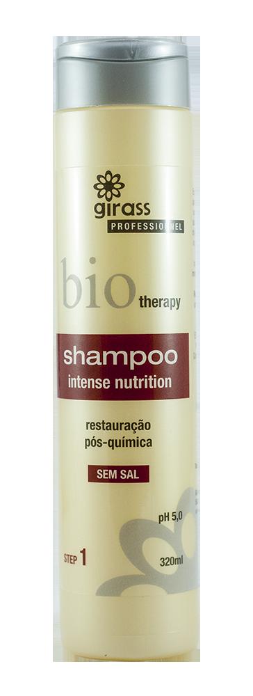Shampoo Girass I.N - Pós Química - 320ML