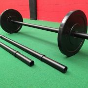 Barra Olimpica Fat Bar Crossfit - Iniciativa Fitness