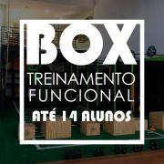 Box Treinamento Funcional - Crossfit - Crosstrainig - Até 14 alunos