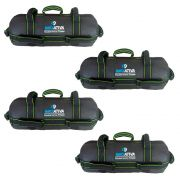 Kit de Sand Bags - Power Bag de 5 kg, 10 kg, 15 kg e 20 kg