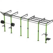 Gaiola Crossfit / Rack Funcional P005XT Iniciativa Fitness