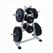 Suporte Torre para Anilhas - Máximo 700 kg