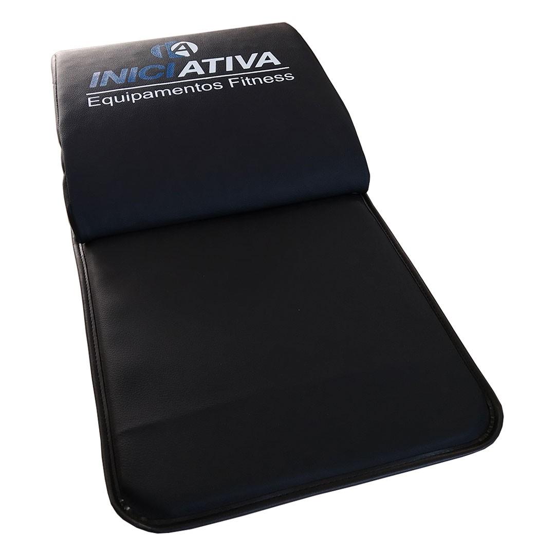 ABMAT COM COLCHONETE INICIATIVA FITNESS D100  - Iniciativa Fitness