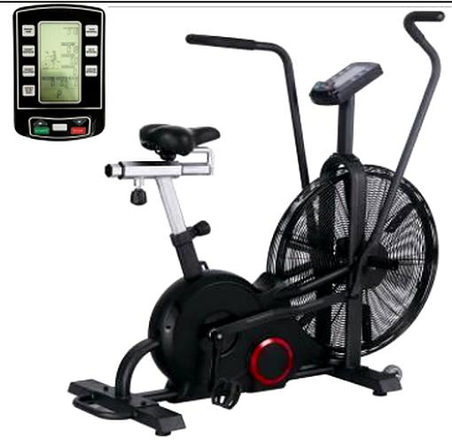 AIR BIKE COM TRANSM CORRENTE E AR  - Iniciativa Fitness