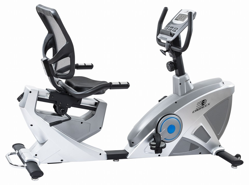 Bicicleta Horizontal Embreex 310  - Iniciativa Fitness