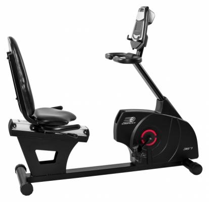 BICICLETA HORIZONTAL ELETRICA - Embreex 367C  - Iniciativa Fitness
