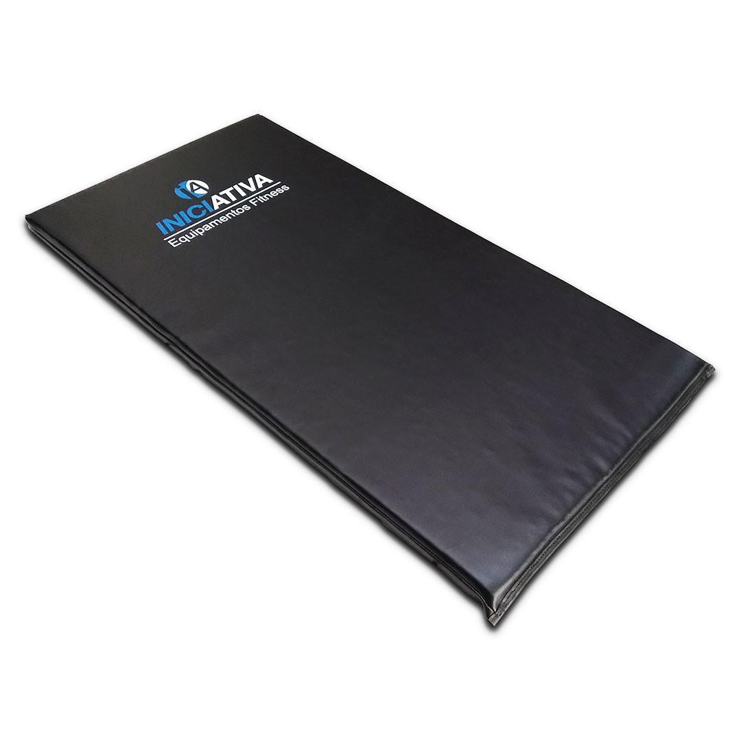 COLCHONETE ACADEMIA INICIATIVA FITNESS D80 - 98cm x 50cm x 3cm - UNIDADE  - Iniciativa Fitness