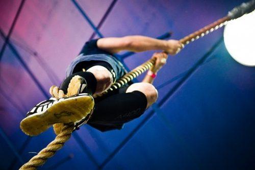 Corda Escalada - Corda Crossfit (5 mts)  - Iniciativa Fitness