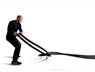 CORDA NAVAL INICIATIVA FITNESS 10 X 40  - Iniciativa Fitness