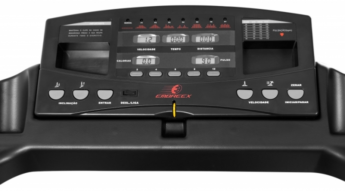 Esteira Profissional 566BX 110 volts  - Iniciativa Fitness