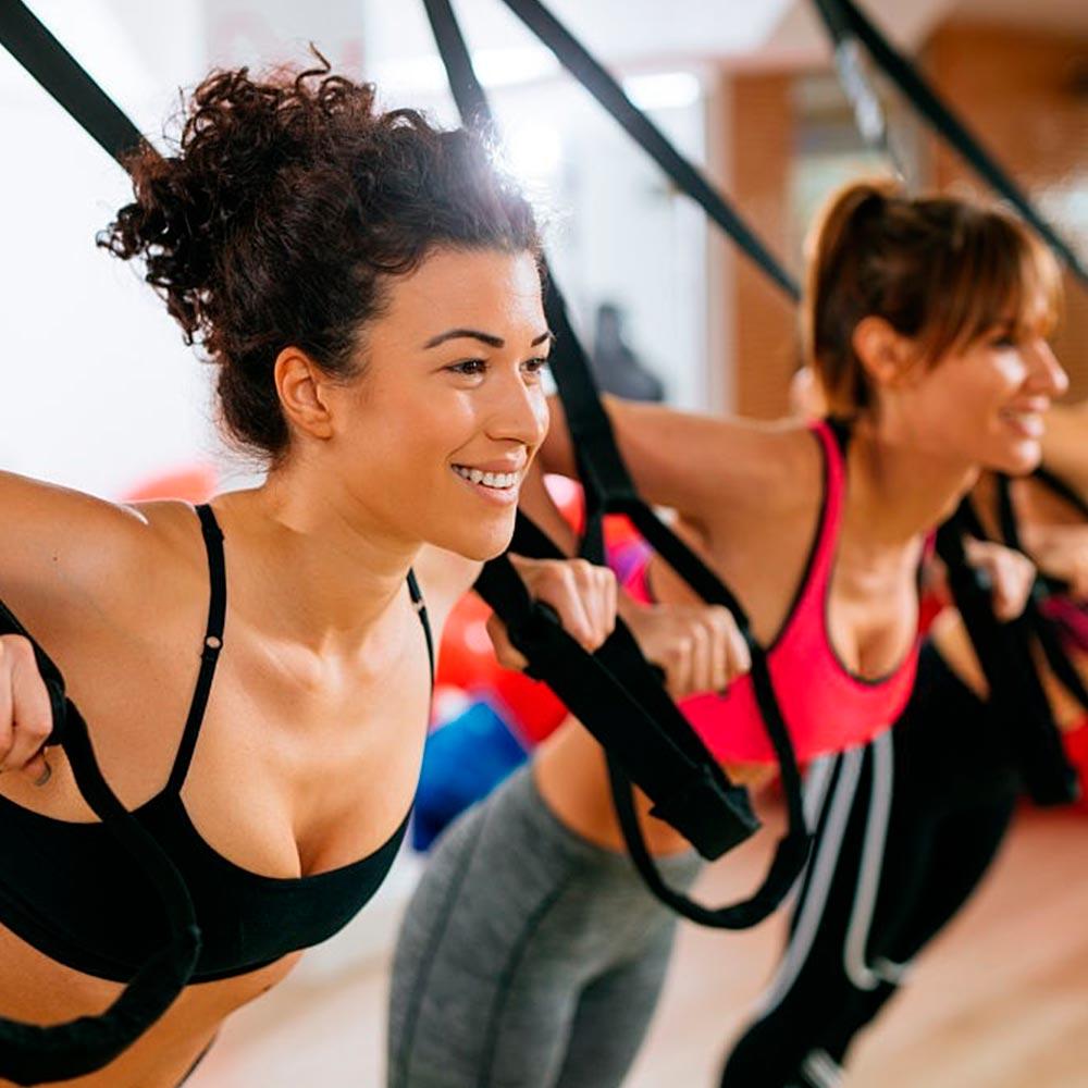 Fita de Suspensão - TRX  - Iniciativa Fitness