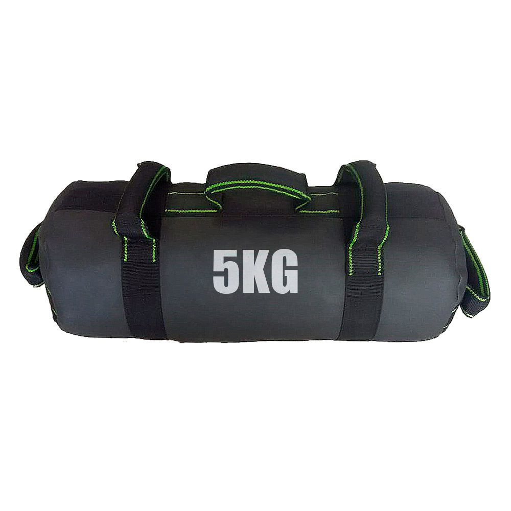 Kit de Sand Bags - Power Bag de 5 kg, 10 kg, 15 kg e 20 kg  - Iniciativa Fitness