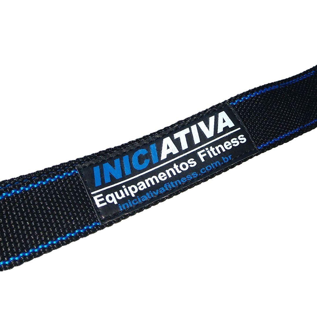 KIT TRX (FITA DE SUSPENSÃO) + SUPORTE C/ PARAFUSOS  - Iniciativa Fitness