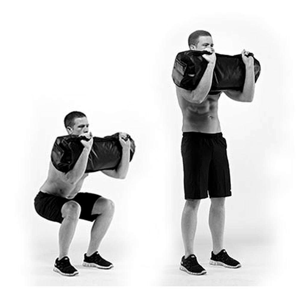 Power Bag / Sand Bag - 20KG - Iniciativa Fitness  - Iniciativa Fitness