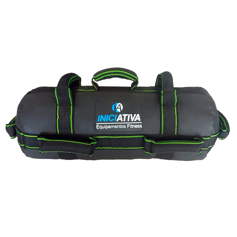 POWER BAG INICIATIVA FITNESS 5KG - UNIDADE  - Iniciativa Fitness