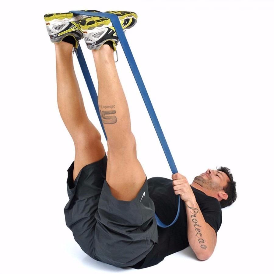 Super Band 44 mm - Faixa Elástica Nível Extra Forte Iniciativa Fitness  - Iniciativa Fitness