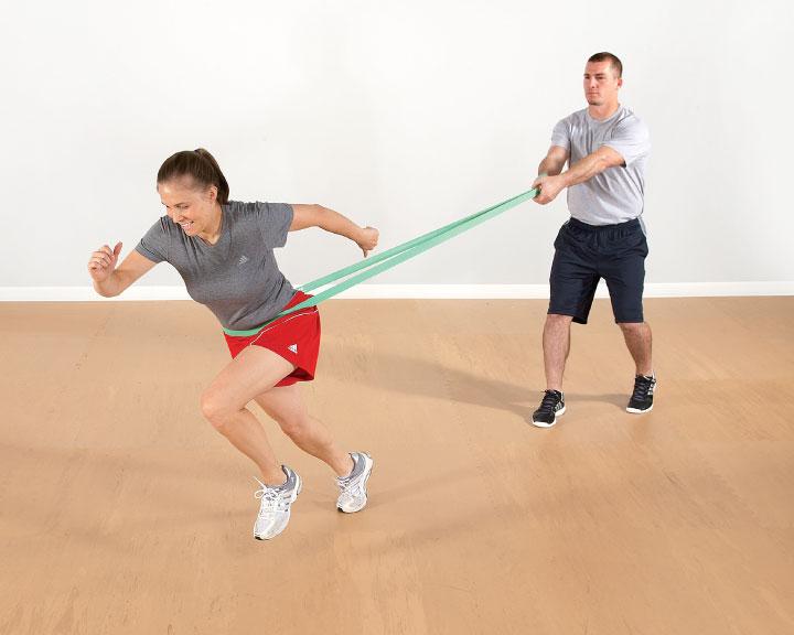 Super Band 29 mm - Faixa Elástica Nível Forte Iniciativa Fitness  - Iniciativa Fitness