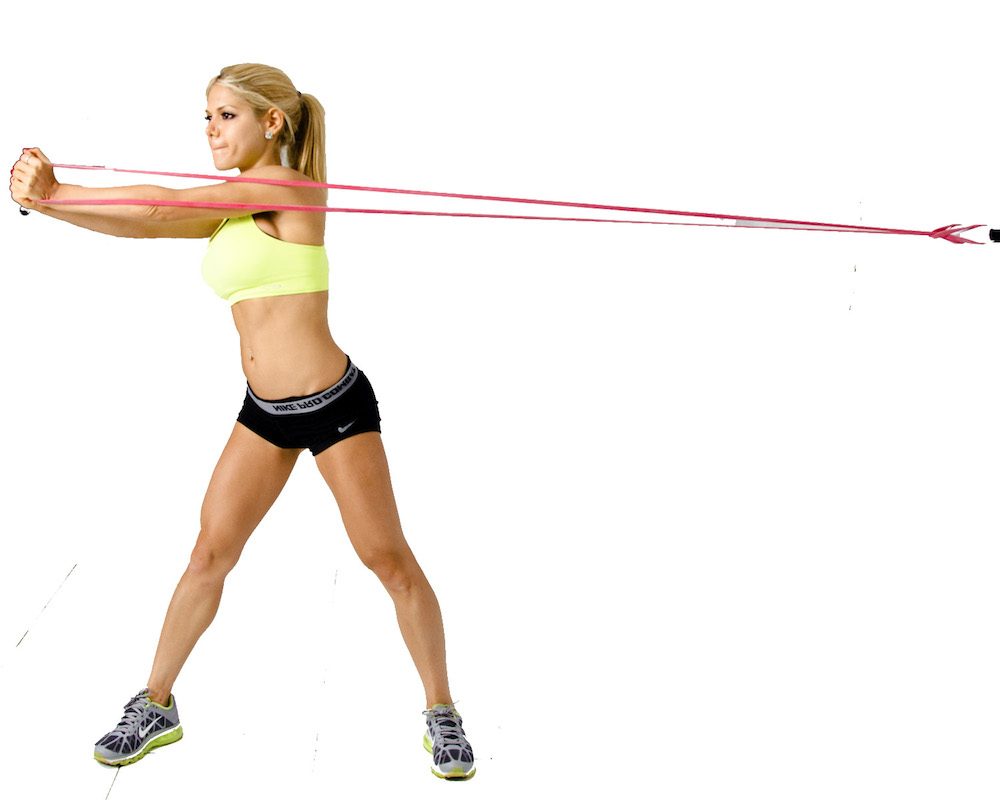 Super Band 15 mm - Faixa Elástica Nível Leve Iniciativa Fitness  - Iniciativa Fitness