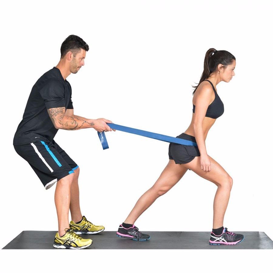 Super Band 21 mm - Faixa Elástica Nível Média Iniciativa Fitness  - Iniciativa Fitness