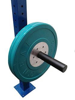 Suporte para Anilha Olimpica  - Iniciativa Fitness