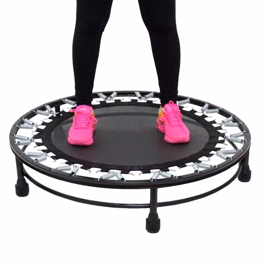 TRAMPOLIM JUMP PROFISSIONAL INICIATIVA FITNESS  - Iniciativa Fitness