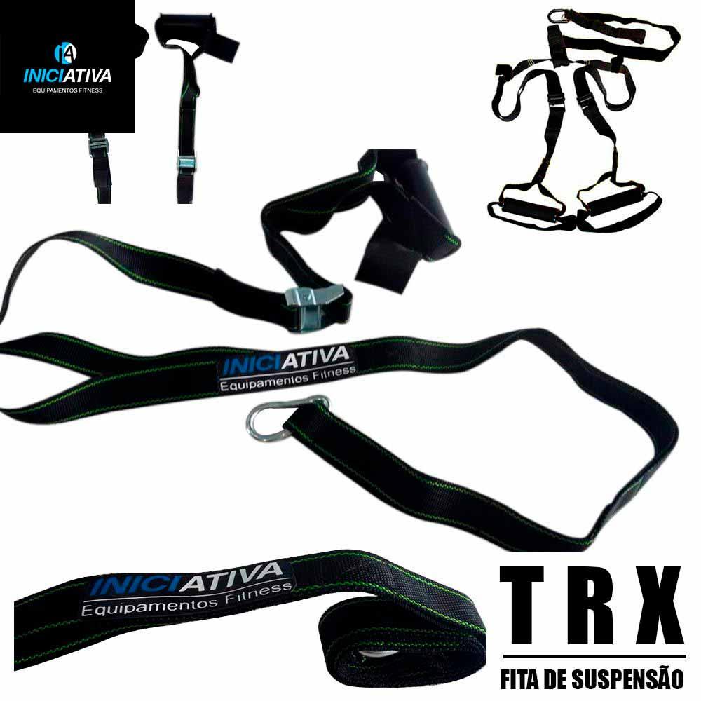TRX ( Fita de Suspensão )  - Iniciativa Fitness