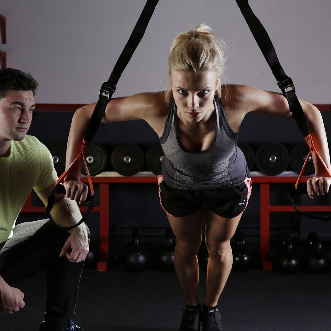FITA DE SUSPENSÃO TRX | INICIATIVA FITNESS  - Iniciativa Fitness