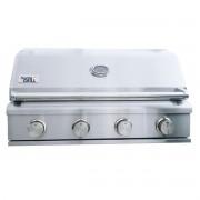 Churrasqueira A Gás 4 Queimadores Home Grill Smart