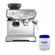 Cafeteira Breville Express Pro 69066 Inox 220V com Detergente pó para Cafeteira Tramontina