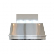Coifa Inox 430 Roma 0,70m - 700 X 650mm