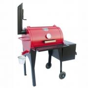 Defumador Smoker Lolita Cor Vermelha Kings Barbecue