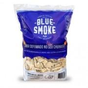 Kit 2 Lascas de Lenha Para Defumação Blue Smoke - Limoeiro