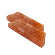 Kit 2 Pedras de Sal Rosa do Himalaia 1,2Kg