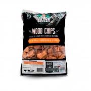 Lascas De Lenha De Madeira De Defumação Laranjeira Wood Chips