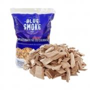 Lascas de Lenha Para Defumação Blue Smoke 1kg - Macieira
