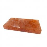 Pedra de Sal Rosa do Himalaia 1,2 Kg