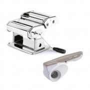 Conjunto Máquina para Pasta ACEA 15cm e Ralador Queijos Automático
