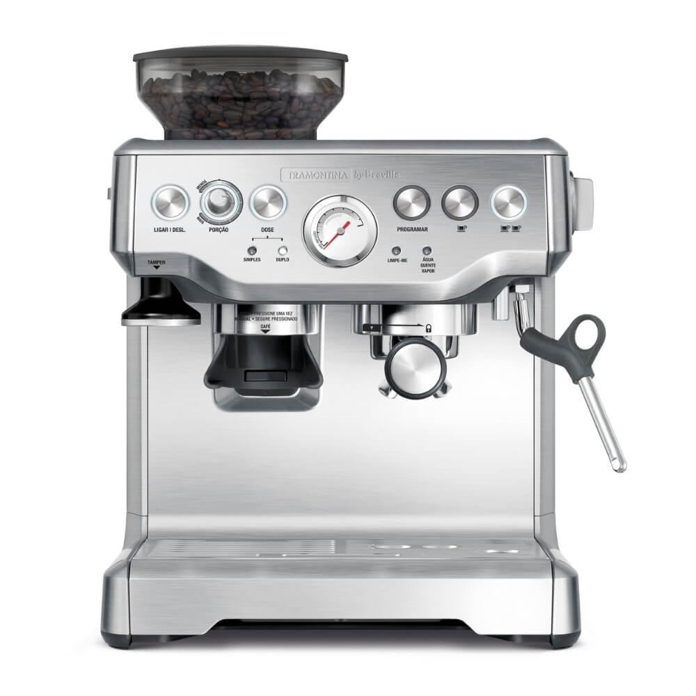 Cafeteira Breville Express Pro 220V e Jogo Panelas Allegra Tramontina  - Sua Casa Gourmet e Cia