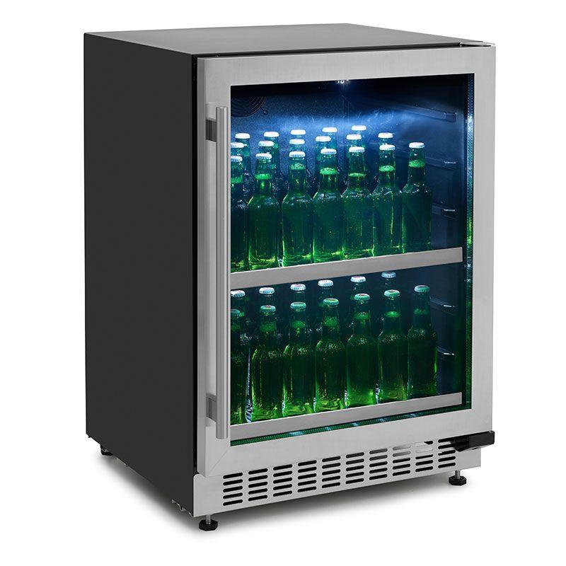 Cervejeira de Embutir Elettromec Beer Center 135 Litros
