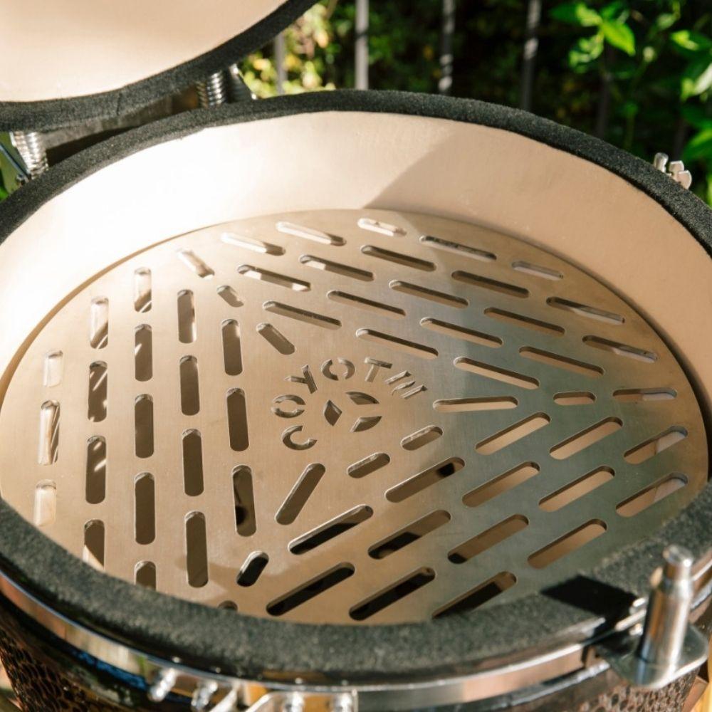 Churrasqueira Cerâmica Carvão Asado Cooker Coyote  - Sua Casa Gourmet e Cia