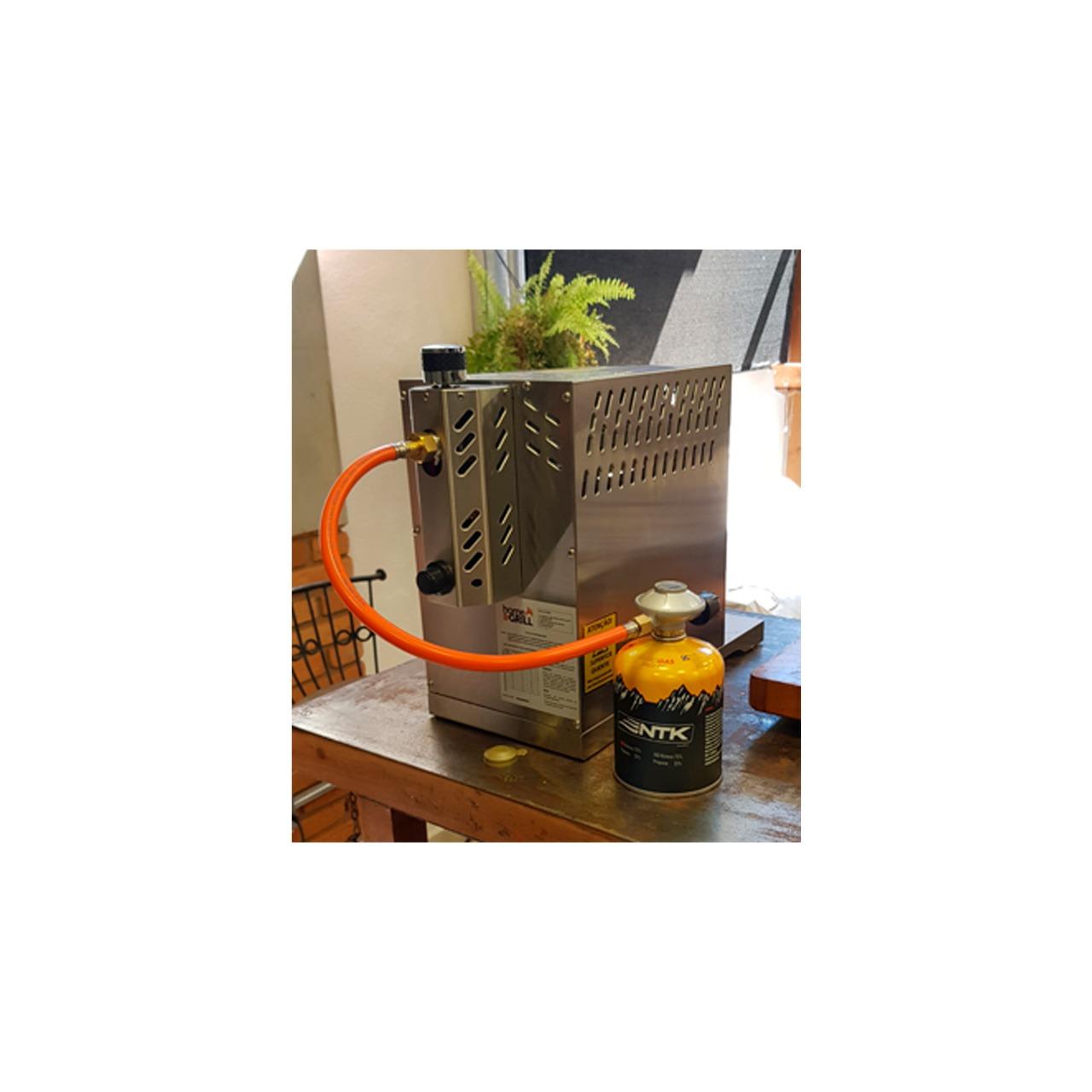 Churrasqueira Portátil Home&Grill Maxx  - Sua Casa Gourmet e Cia