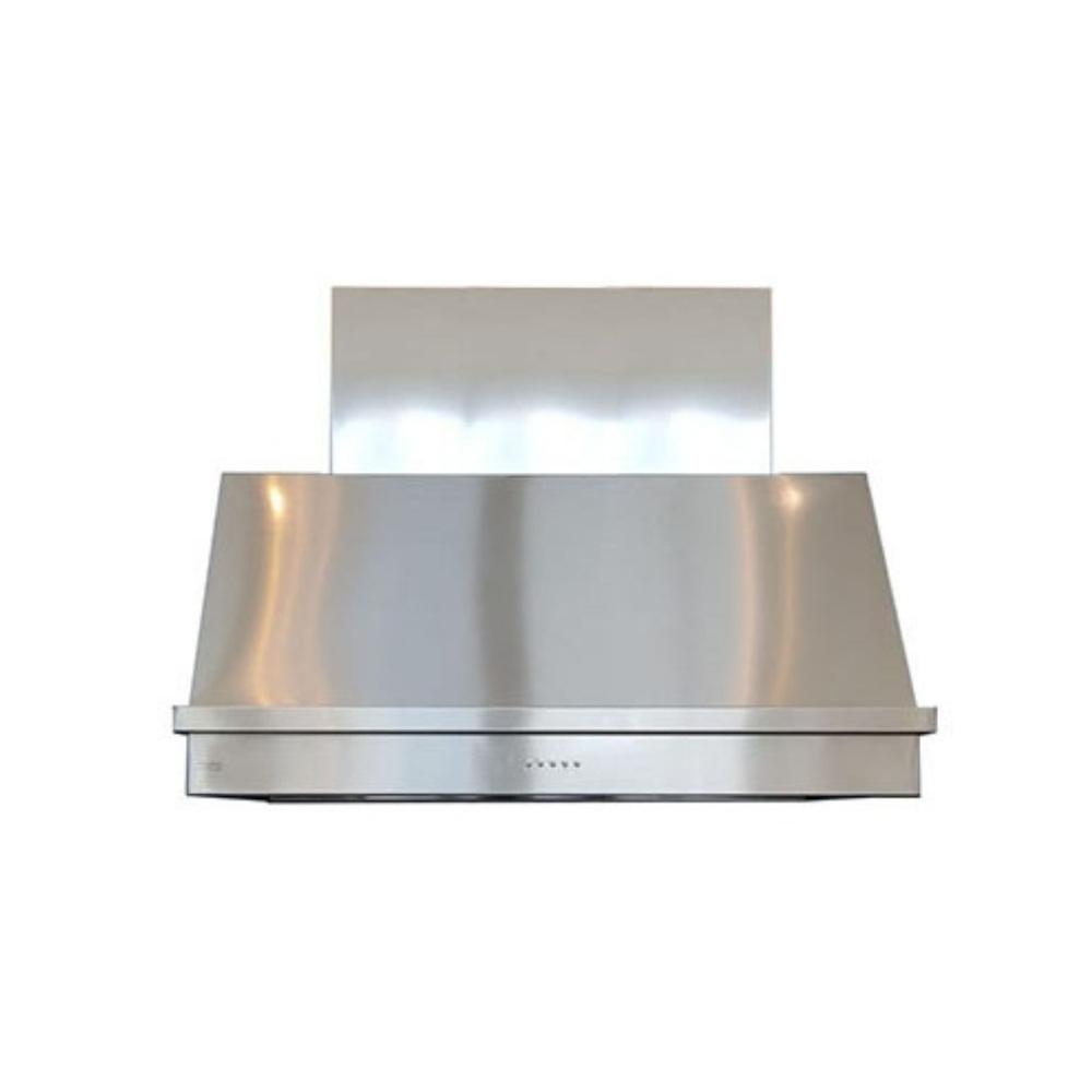 Coifa Inox 430 Roma 0,90m - 900 X 650mm