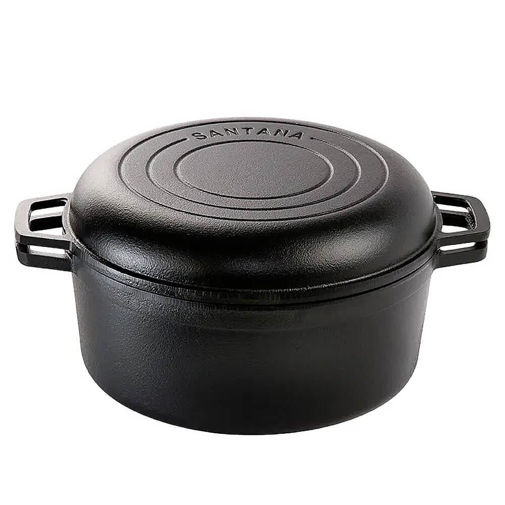 Conjunto em Ferro Fundido Santana para Cozinha 5pcs