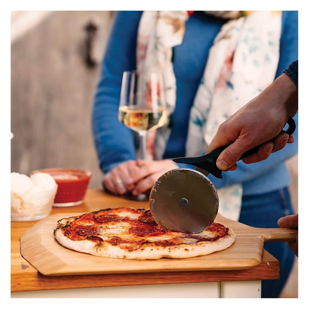 Cortador de Pizza Cutter Wheel Black Ooni UU-P06600  - Sua Casa Gourmet e Cia