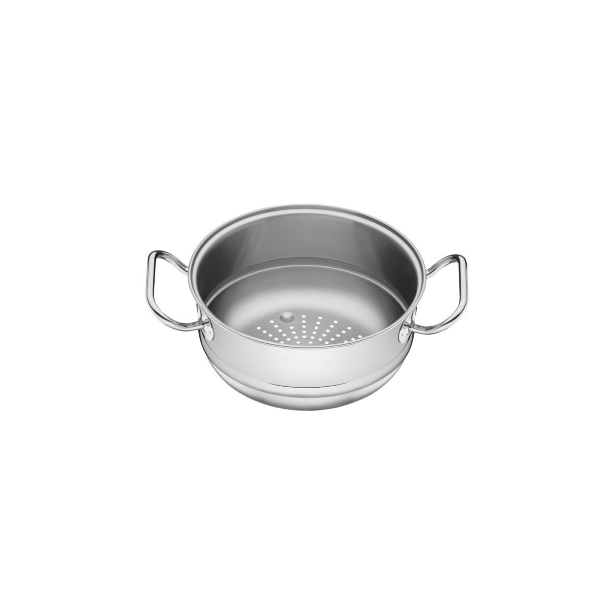 Cozi-Vapore Aço Inox Professional 16cm 1,6L
