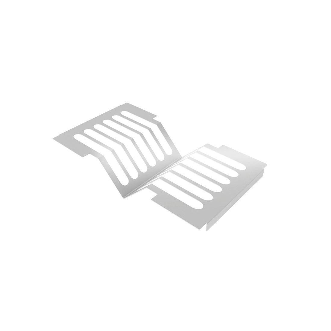 Escorredor de Pratos DeBacco Inox 30cm
