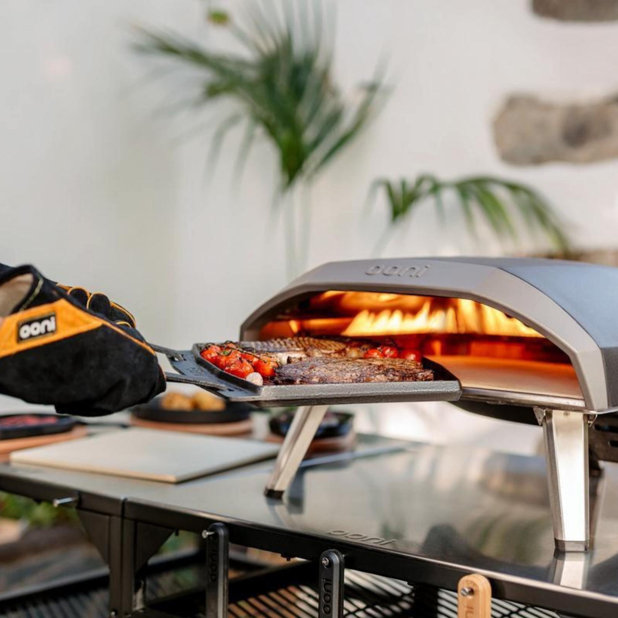 Forno de Pizza a Gás Ooni Koda 16  - Sua Casa Gourmet e Cia